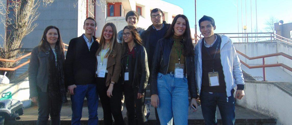Parlamento dos Jovens - Sessão Distrital – Círculo Portalegre