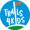 TRAILS4KIDS_logo azul